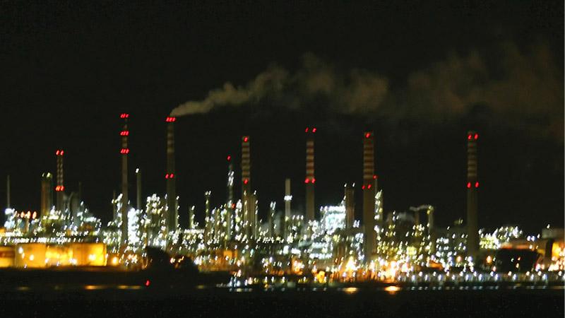 control de corrosión filtración de gases corrosivos
