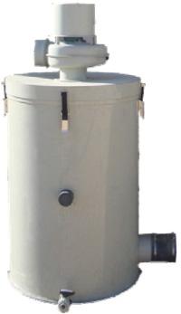 unidades de desodorización