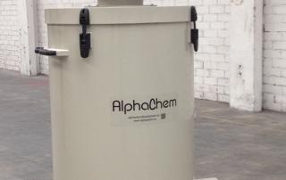 Alphachem SF-700 portable