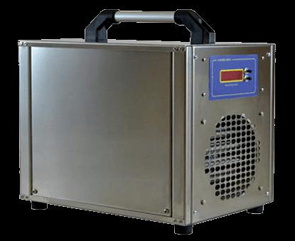 generador de ozono Alphachem